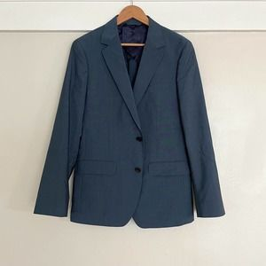 Mens BONOBOS Italian Stretch Wool Mohair Unconstructed Suit Jacket 40R